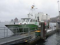 Patrouillenboot beziehungsweise Zollboot Holnis (Flensburg 2014-11-16), Bild 03