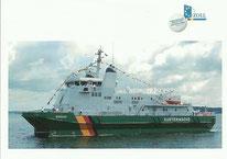 Shop-Angebot: Ansichtskarte -  Zollboot Borkum - Endpreis: 9,99 €