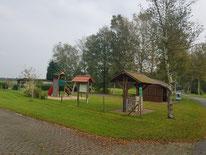 Plattdüütsch: Speelplatz in Ihlbeek