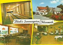 Shop-Angebot: Ansichtskarte - Rüsch´s Sommergarten  - Endpreis: 9,99 €