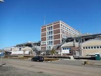 Royal Greenland, Neufelder Straße in Cuxhaven