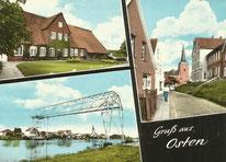 Shop-Angebot: Ansichtskarte - Osten Oste - Fährkrug - Endpreis: 9,99 €