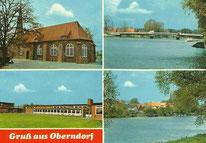Shop-Angebot: Ansichtskarte - Oberndorf /Oste -   Endpreis: 9,99 €
