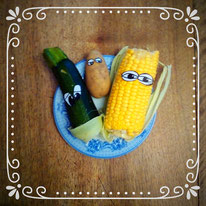 Zucchetti&Kartoffel&Mais