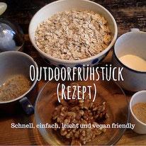 Blogpost: Outdoorfrühstück Rezept auf schwedenundso.de