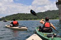 Kayak Lago Arenal