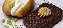 Steaks Schnitzel