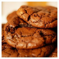 Cookies triple choc'