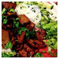 Bo Bun au tofu de Flora