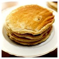 Pancakes légers commes des nuages