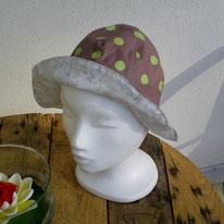 chapeau cloche de pluie