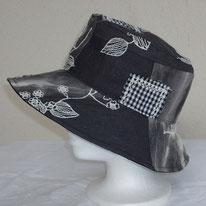 Chapeau patchwork coton