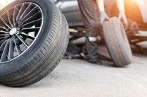 Reifenwechsel und Pneuwechsel bei Garage Stocker in Muttenz