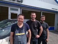 Öffnungszeiten Garage Stocker in Muttenz
