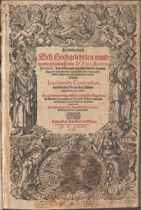 Pietro Andrea Mattioli, in Deutsch von Georg Handsch
