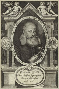 Matthias de L'Obel 1538-1616