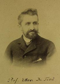 Ettore De Toni 1858-1925