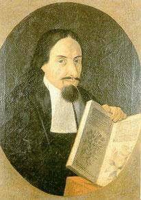 Luca Ghini 1490-1556