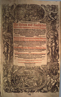 Caspar Bauhin,  1560-1624