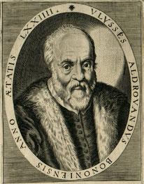 Ulisse Aldrovandi 1522-1605