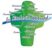 Logo der Evangelischen Kirche im Wohratal