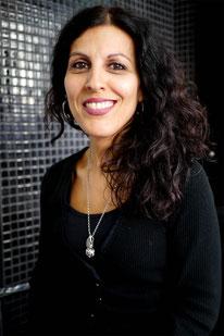 Portraitphoto von Lucia Gianelli, seid 23 Jahren Friseurin bei Axel´s