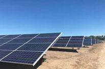 Barcaldine Solar Farm QLD
