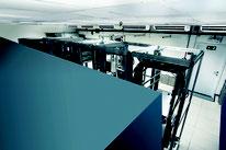 Redundante Kühlung für Technikräume, Serverräume und Rechenzentren, Präzisionsklimageräte einschließlich Mess-, Steuer- und Regelungstechnik