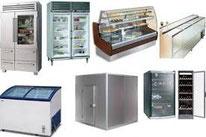 Servicio técnico refrigeración comercial