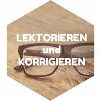 Lektorat Korrektorat Lektorieren Korrigieren Rechtschreibung Grammatik