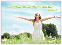 Psalm Plakat Poster 2