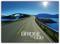Poster Plakate Jesus Bridge God