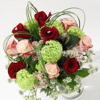 Bouquet de la Saint-Valentin: dès CHF 60.
