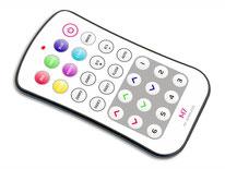 CM-7 - Descripción: Control Remoto RGB para RGB-3-3A