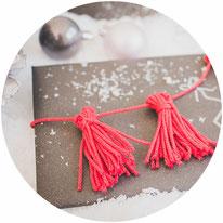 Bild: DIY Ideen für Advent und Weihnachten selber basteln, Rezepte und Geschenkideen - Sprakling Christmas, ein Blogger E-Book mit vielen DIY Ideen von deutschen Bloggern