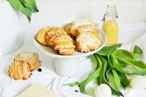 Bild: Rezept Ideen für Ostern und den Oster Brunch // Eierlikör Kekse backen