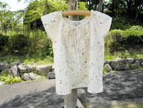 手作り作品 子供服