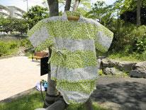 手作り作品 ベビー服