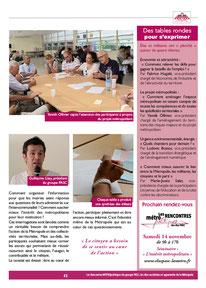 Télécharger la synthèse de la Rencontre METROpolitique du 4 juillet 2015, les élus PASC