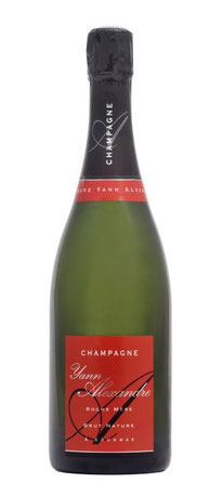 Champagne Yann Alexandre : Roche Mère