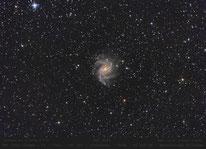 NGC 6946  -  1200mm