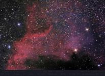 NGC 7000 Detail