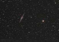 NGC 891  -  1200mm