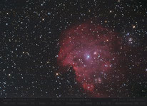 NGC 2174  Affenkopfnebel 1200mm
