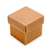 Pillow Box, Kissen Schachtel kraft