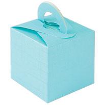 Kleine Schachtel aqua