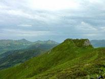Tour du Cantal : 15 au 22 juin 2013