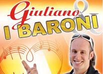 """Sagra del Toro2018 Corgnolo Orchestra """"GIULIANO E I BARONI"""""""