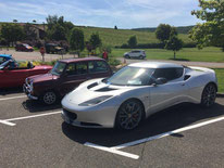 21 mai 2017, expo Auto Passion 71 à la cave de Lugny