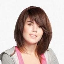 Bild: Haarverdichtung Model Tophair Mimi